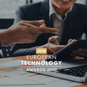 Charles Square Awarded Best IT Consultancy At HFM European Technology Forum